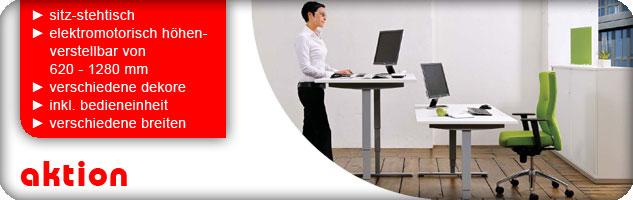 Schreibtisch, Drehstuhl und andere Büromöbel | bzh büroausstattung ...